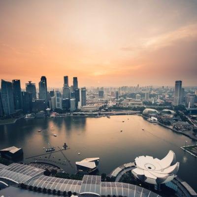 Singapur: Stadt der Löwen