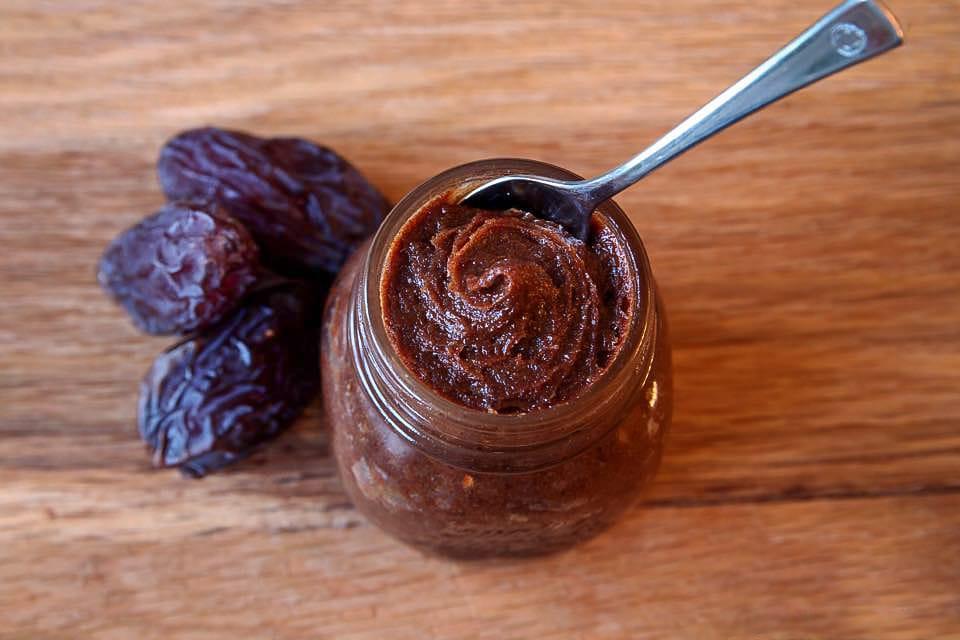 Dattelpaste selbstgemacht-ein vollwertiges Süßungsmittel