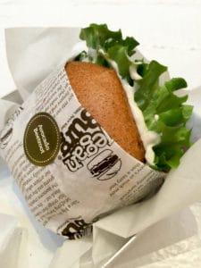 Dreimal dürft ihr raten wer den gegessen hat..Avocado und rote Beete, wie für mich gemacht #Burgerliebe