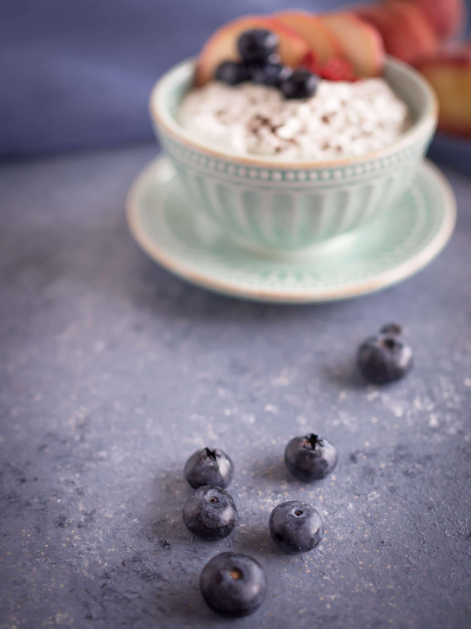 Cashew Joghurt mit Brottrunk selbstgemacht