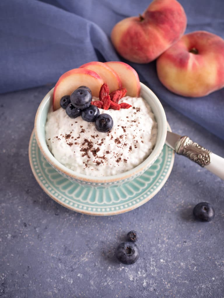 Cashew Joghurt selbstgemacht