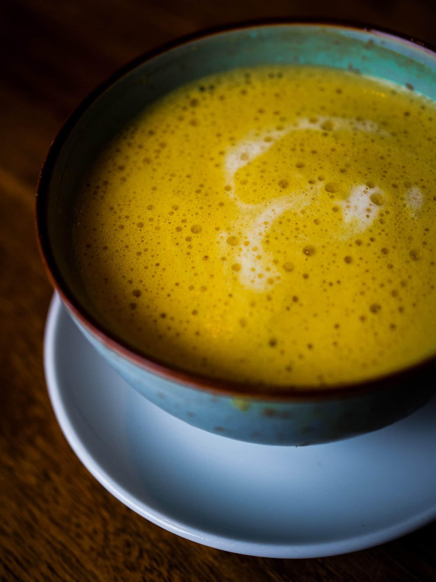 ayurveda ernährung goldene Milch