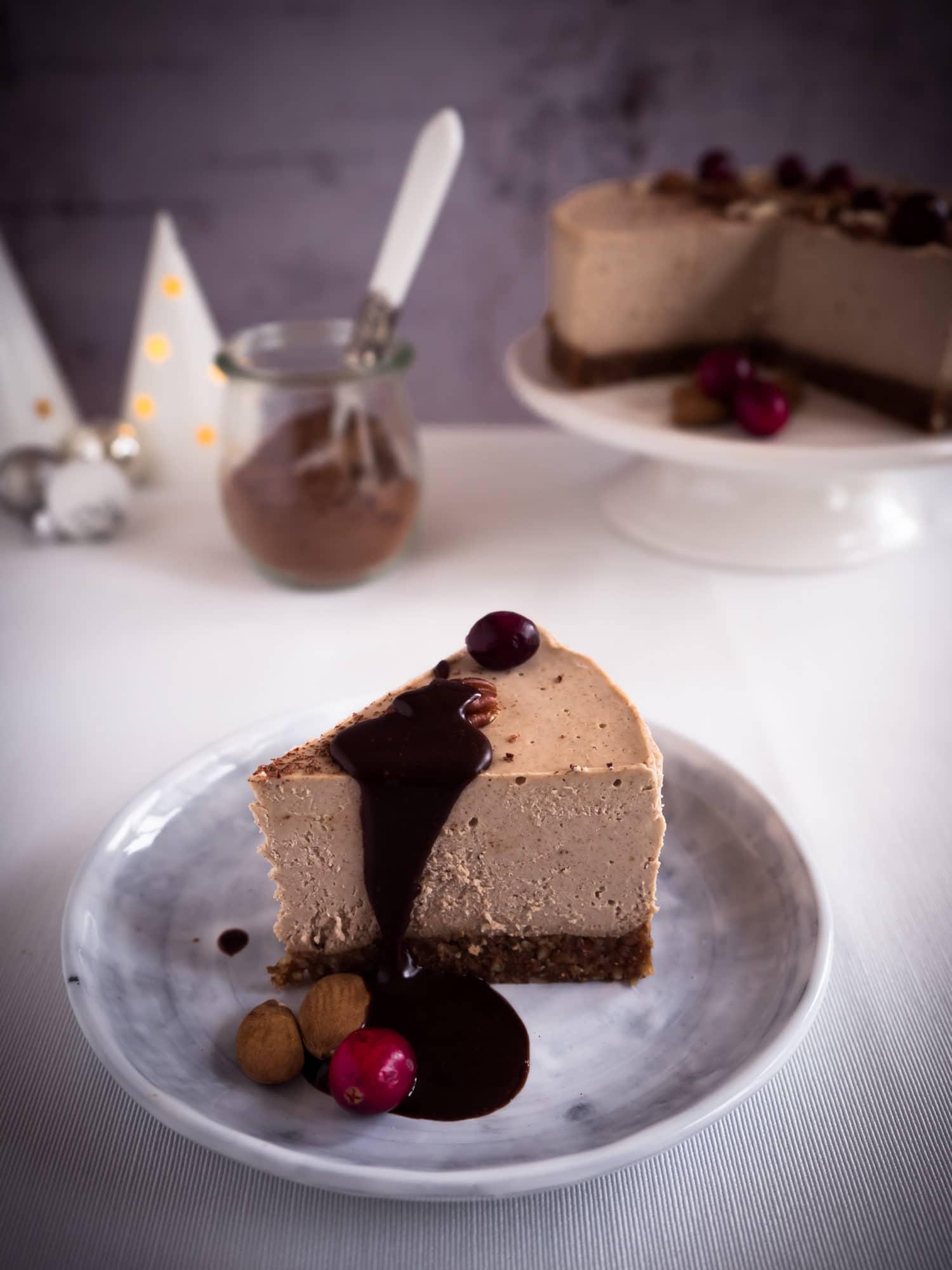 Lebkuchen Rawcake