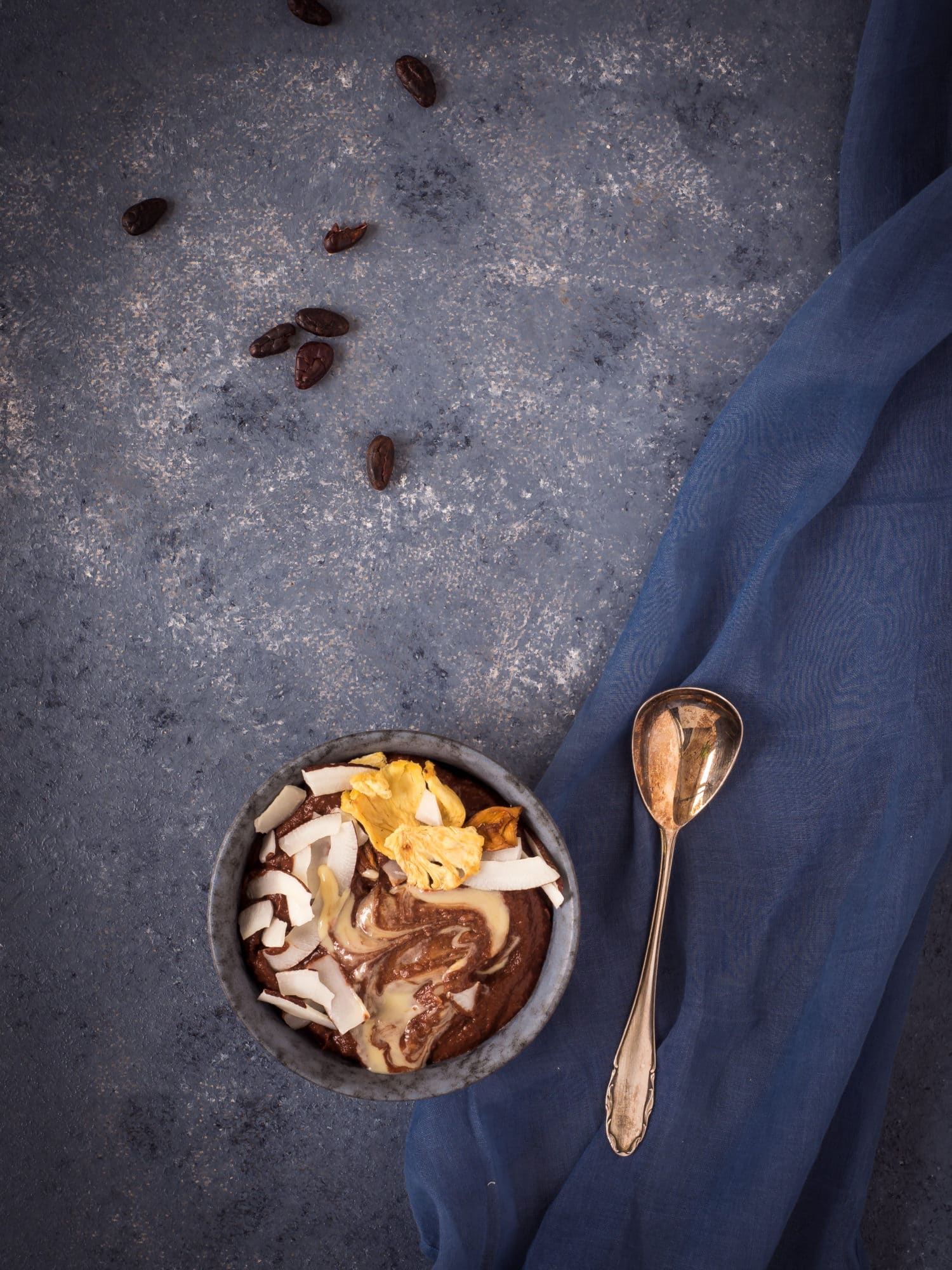 Blumenkohl Frühstücksbowl