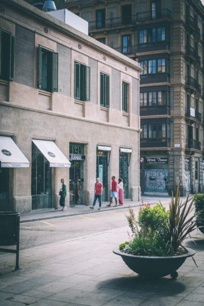 flax&kale Barcelona