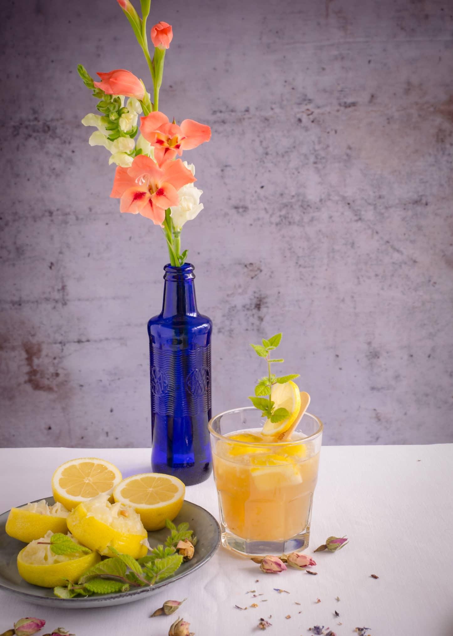Summer Drink mit Mazzetti l'originale