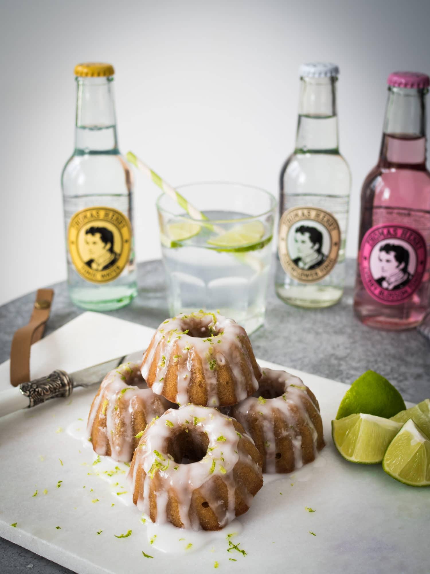 Gin&Tonic Mini Gugl mit Thomas Henry Tonic Water