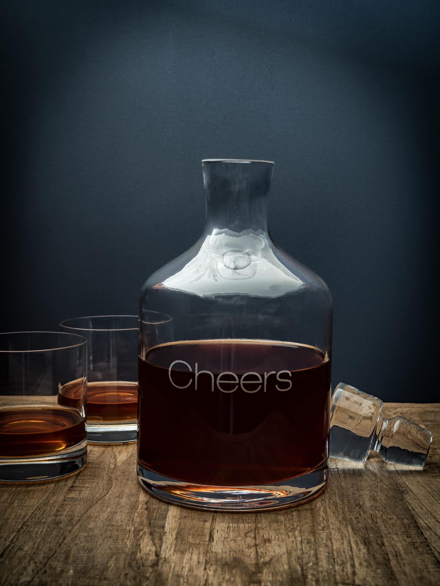 LEONARDO Whiskey Karaffe