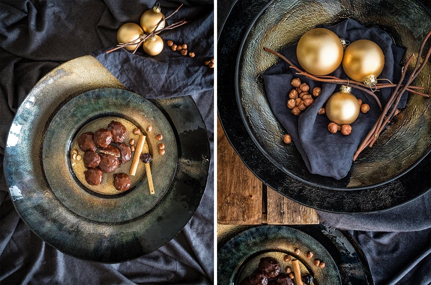 Schnelle Kartoffel Lebkuchen präsentiert von Leonardo
