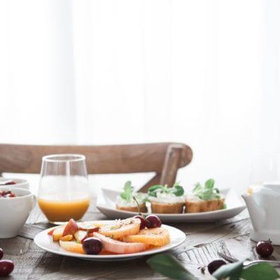 3 vegane Frühstücksideen zum Muttertag