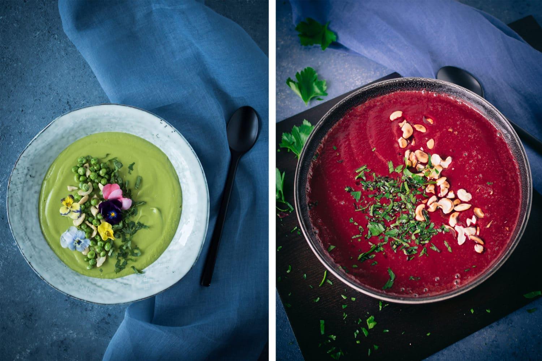 Ayurveda Ernährung : Suppen für den Abend