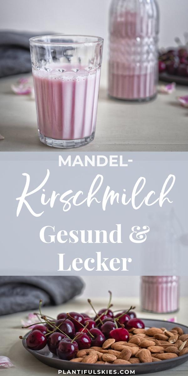 Mandel Kirschmilch