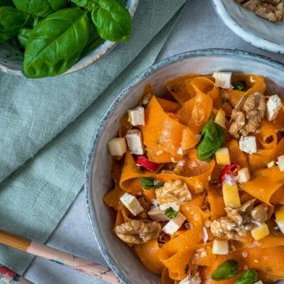 Meal Prep tauglich: Ayurveda Karottensalat und eine tolle Curry Mischung