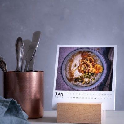 | Gewinnspiel | Fünf selbstgestaltete Küchenkalender für euch