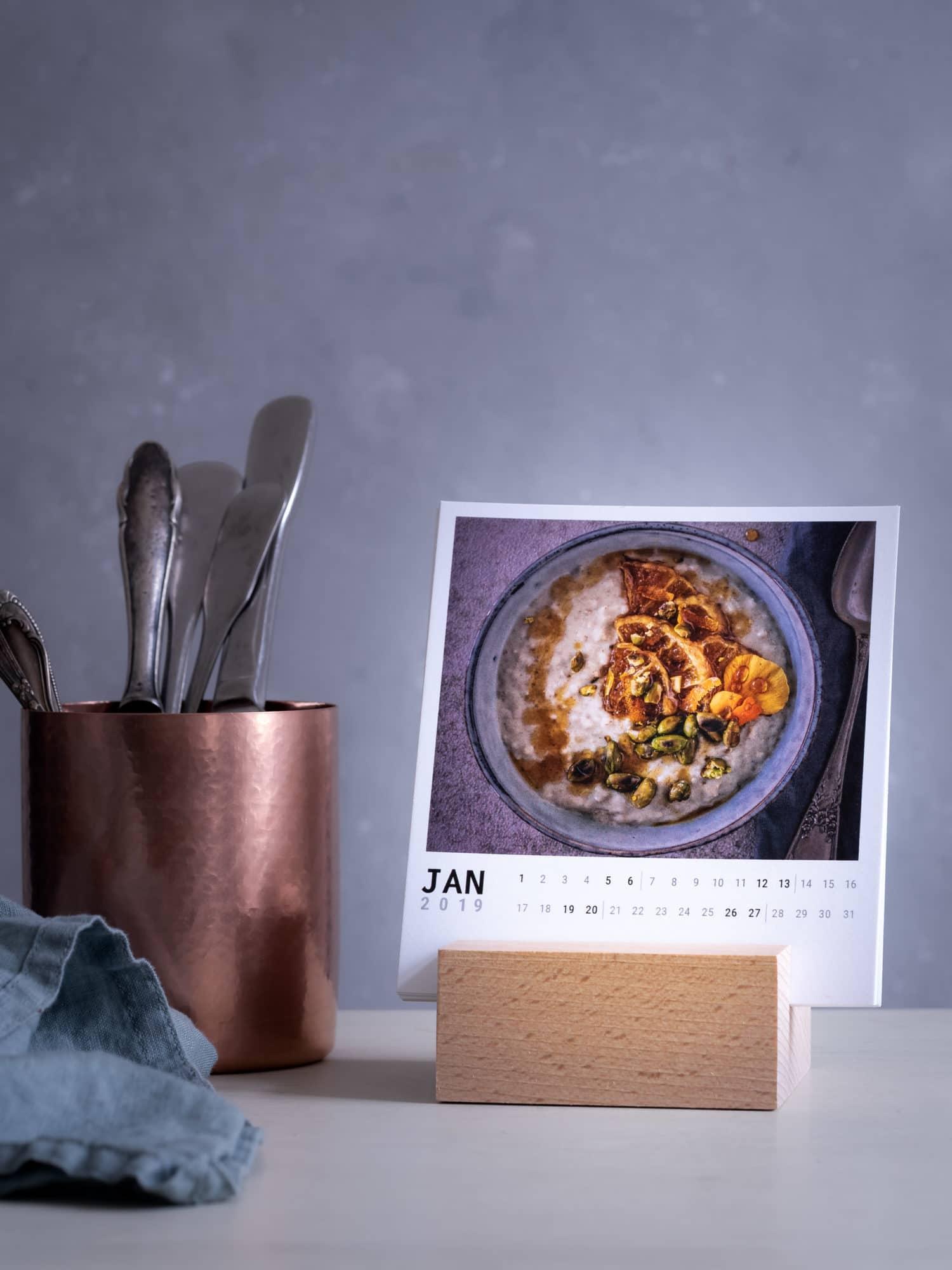Küchenkalender weihnachtsgeschenke selber machen