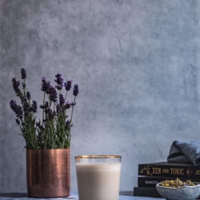 Slow Living mit Kamillen Lavendel Milch & Naturmedizin von Pascoe