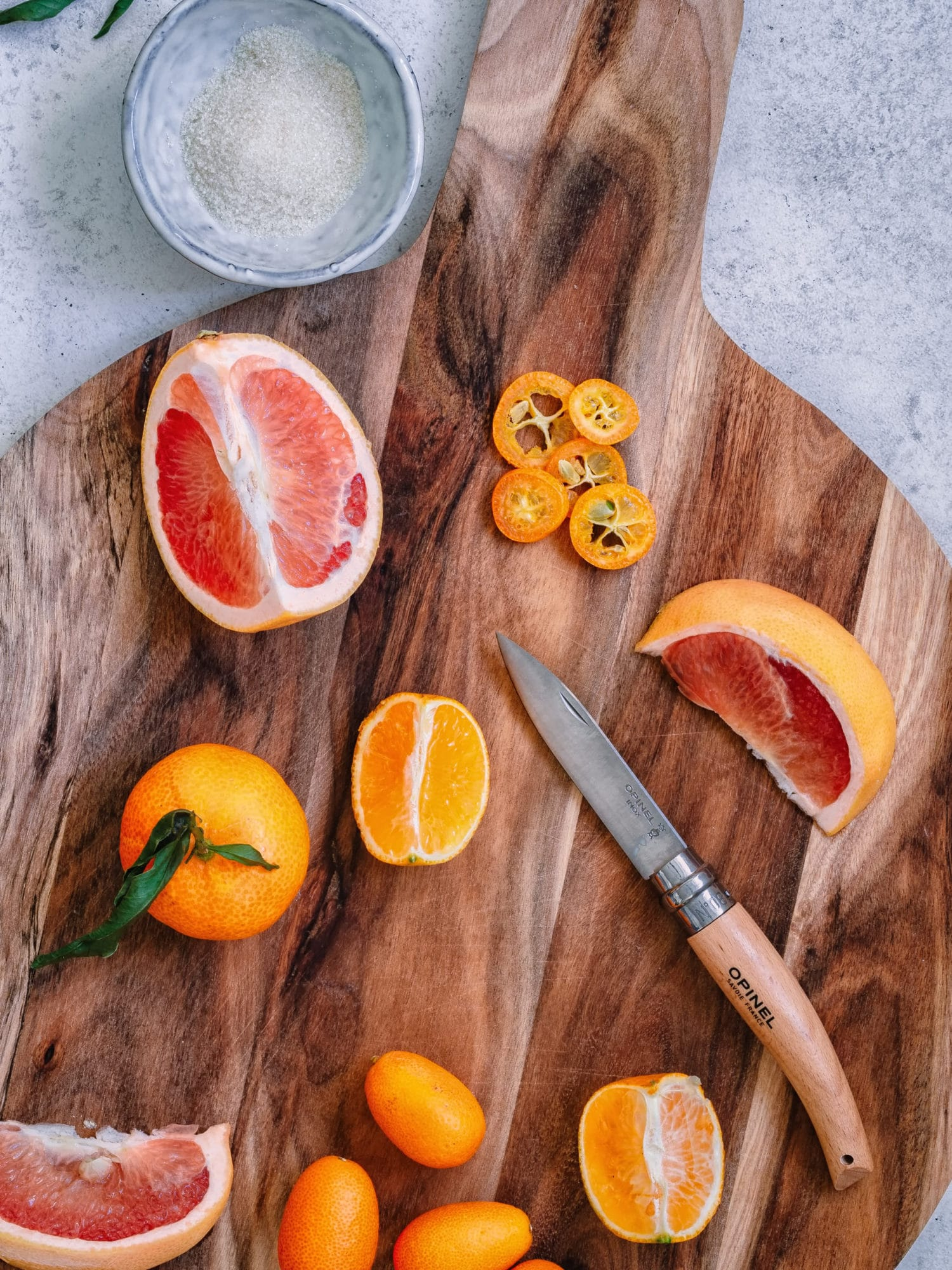 Zitrusfrüchte karamellisieren – für Cocktails und zum Backen