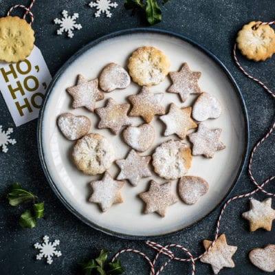 34 vegane Rezepte für Weihnachten, das kostenlose Ebook
