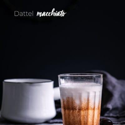 Latte Macchiato mit Datteln und Gewürzen – ein Fairtrade Café mit Intención