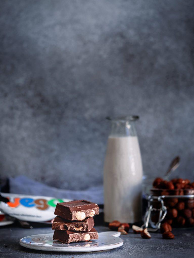 Vego Schokolade für veganes Schokoeis