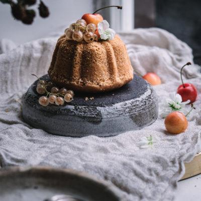 Vanille Mini Gugelhupf – zuckerfrei