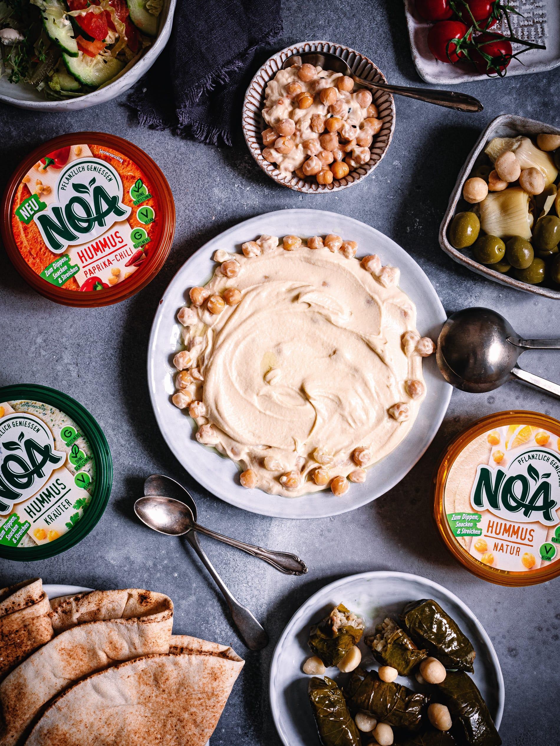 Hummus von NOA