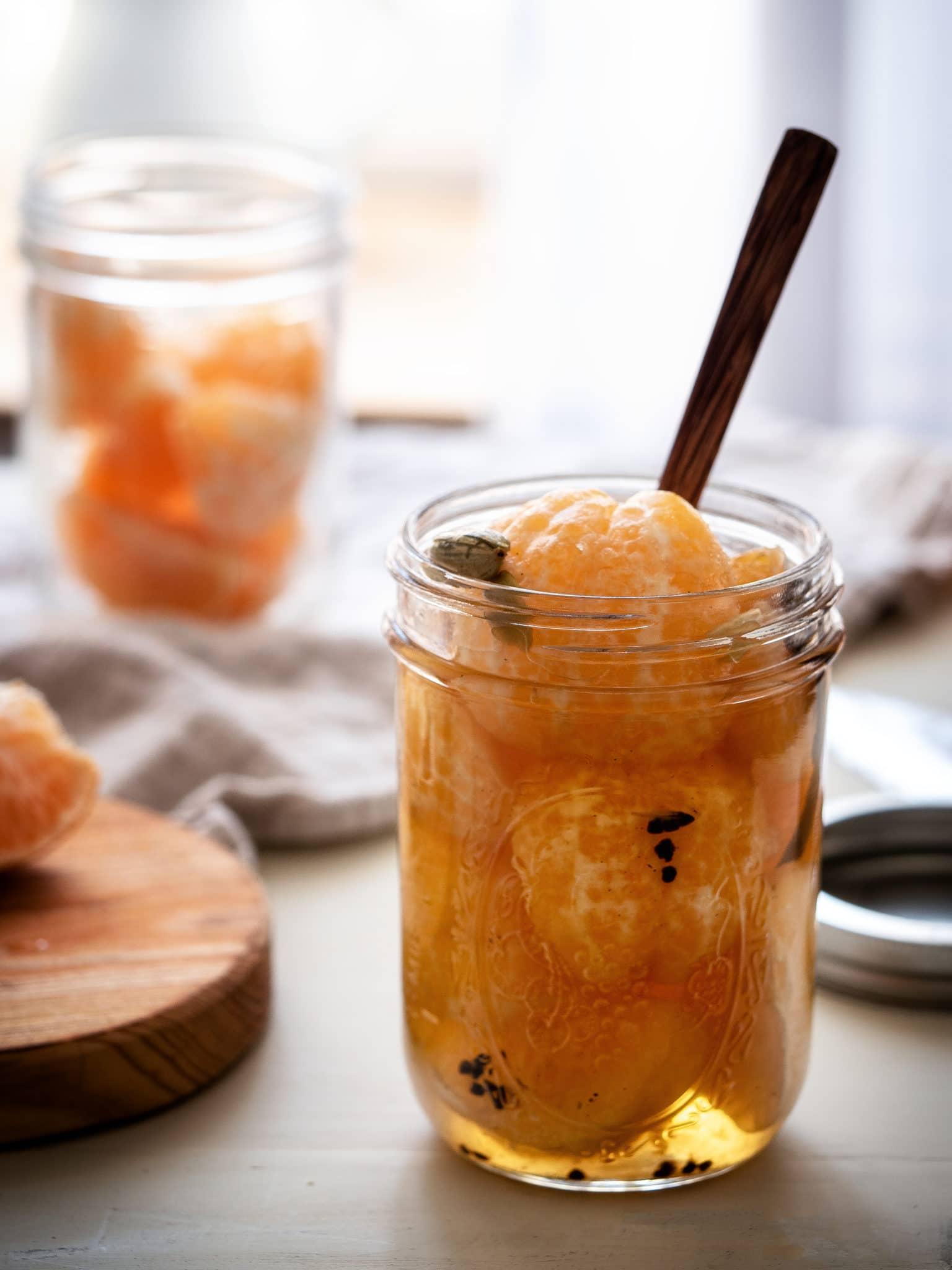 Mandarinen einkochen ganz einfach