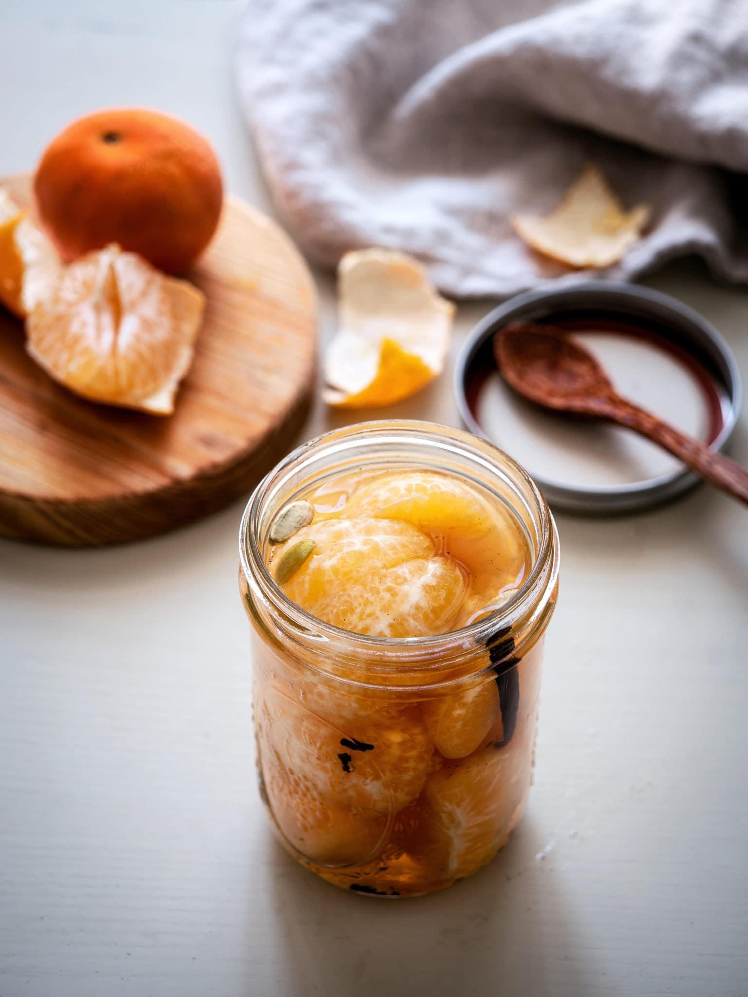Mandarinen einkochen leicht gemacht